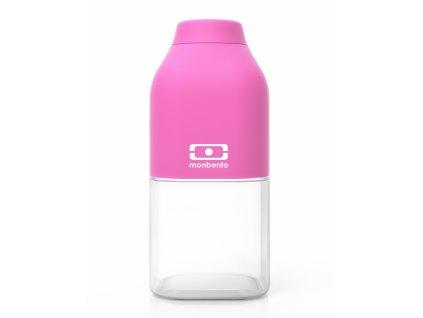Monbento lahev na pití Positive S pink 0,33l