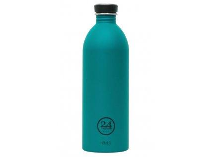 24Bottles - nerezová lahev Urban Bottle 1000 ml Atlantic Bay