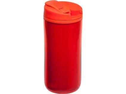Aladdin - termohrnek Flip-Seal červený - 1