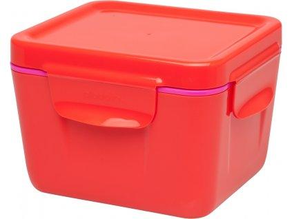 Aladdin - termobox na jídlo 700 ml červený