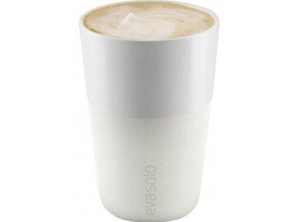 Eva Solo - termohrnek na latte 2 ks bílý