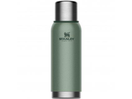 termos turystyczny stanley adventure 1 litr zielen mlotkowana 10 01570 020