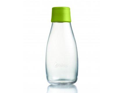 Retap skleněná láhev 0,3l světle zelená