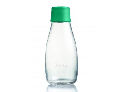 Retap skleněná láhev 0,3l tmavě zelená
