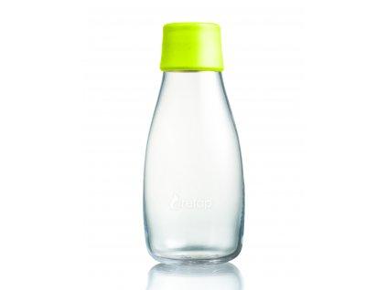 Retap skleněná láhev 0,3l limetková
