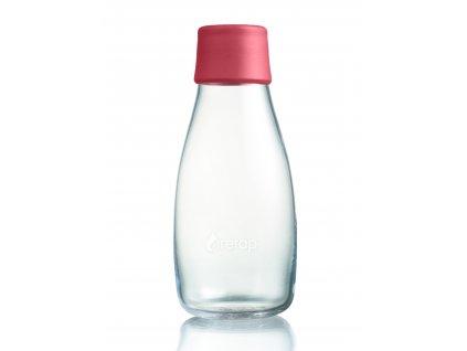 Retap skleněná láhev 0,3l malinová