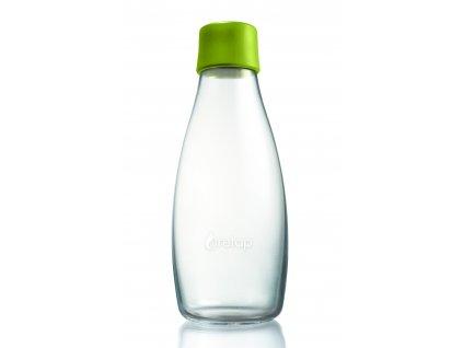 Retap skleněná láhev 0,5l světle zelená