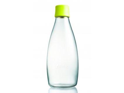 Retap skleněná láhev 0,8l limetková