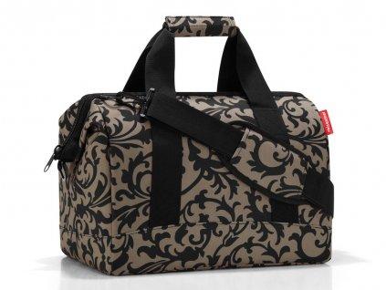 Reisenthel - cestovní taška Allrounder M baroque taupe