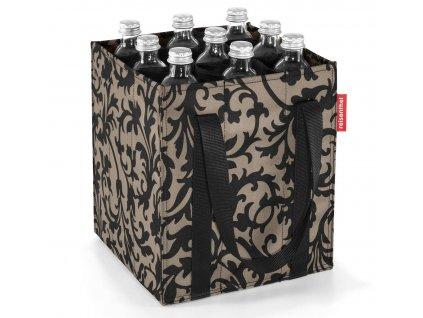 Reisenthel taška na lahve Bottlebag baroque taupe