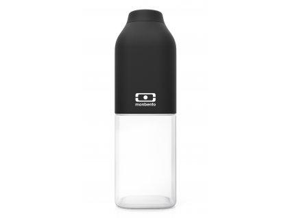 Monbento lahev na pití Positive M black 0,5l