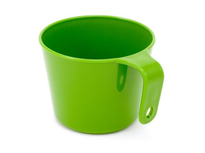 GSI Outdoors plastový hrnek Cascadian cup zelený
