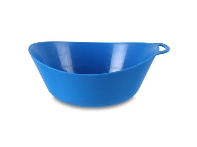 Lifeventure plastová miska Ellipse modrá