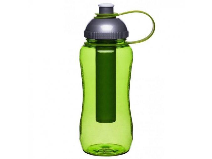 Sagaform - samochladící láhev 520 ml zelená