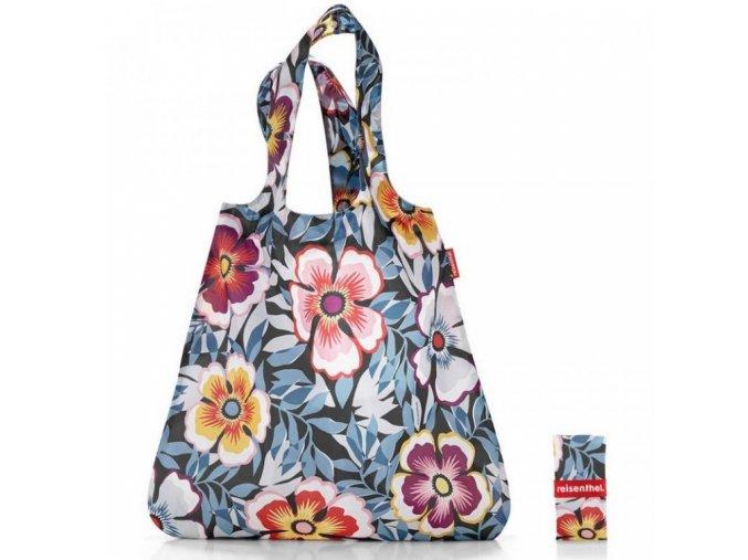 Reisenthel - skládací taška MINI MAXI SHOPPER FLOWERS