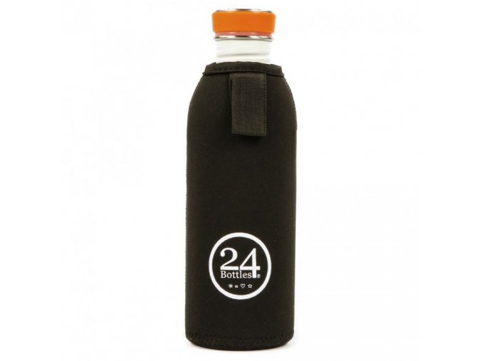 24Bottles - neoprénový obal na lahev Urban Bottle 500 ml