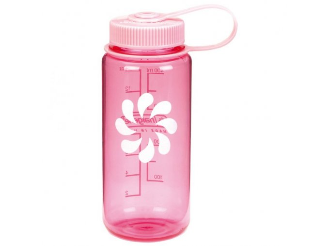 NALGENE - láhev na pití Wide Mouth 500 ml Pink