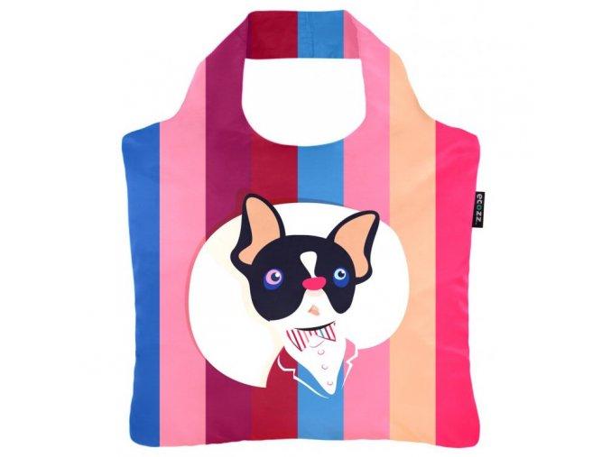 ECOZZ skládací nákupní taška Pop Art 2