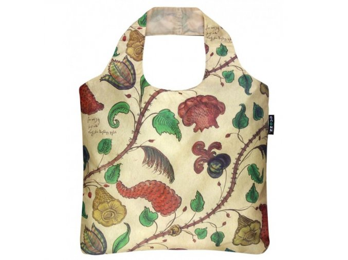 ECOZZ skládací nákupní taška Rare Prints 1