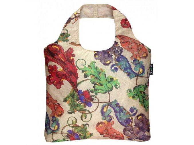 ECOZZ skládací nákupní taška Rare Prints 3