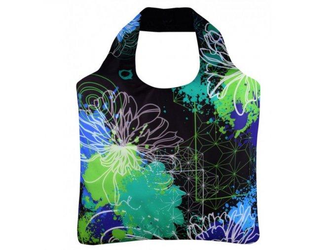 ECOZZ skládací nákupní taška Splash 3
