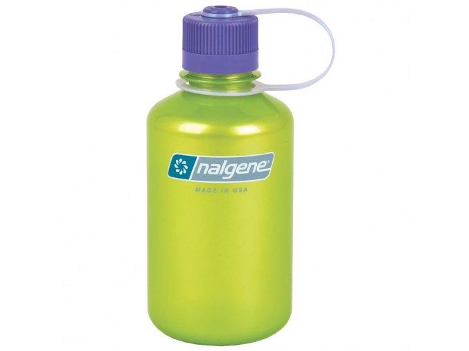 NALGENE - láhev na pití Narrow Mouth 500 ml Key Lime