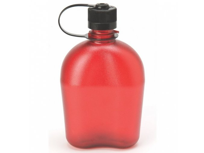 NALGENE - lahev na vodu Oasis Red 1000 ml