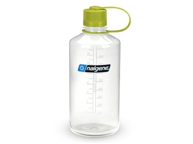 NALGENE - láhev na pití Narrow Mouth 1000 ml Clear