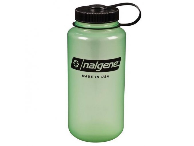 NALGENE - láhev na pití Wide Mouth 1000 ml Glow
