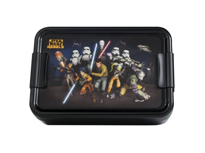 Star Wars Rebels svačinový box