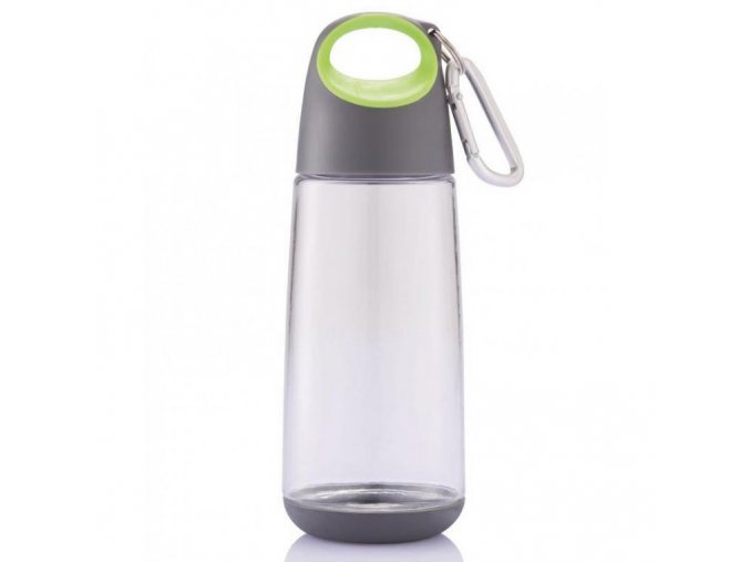 XDDESIGN - lahev BOPP MINI s karabinou 350 ml zelená