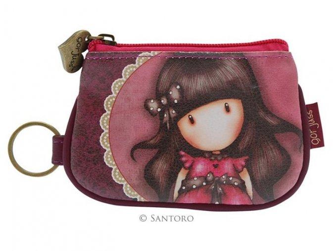 SANTORO - malá peněženka LADYBIRD