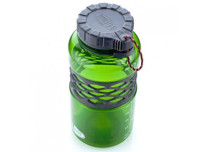 GSI - outdoorová láhev Infinity 1000 ml zelená