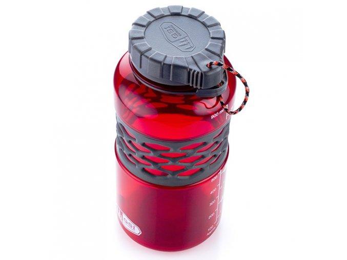 GSI - outdoorová láhev Infinity 1000 ml červená
