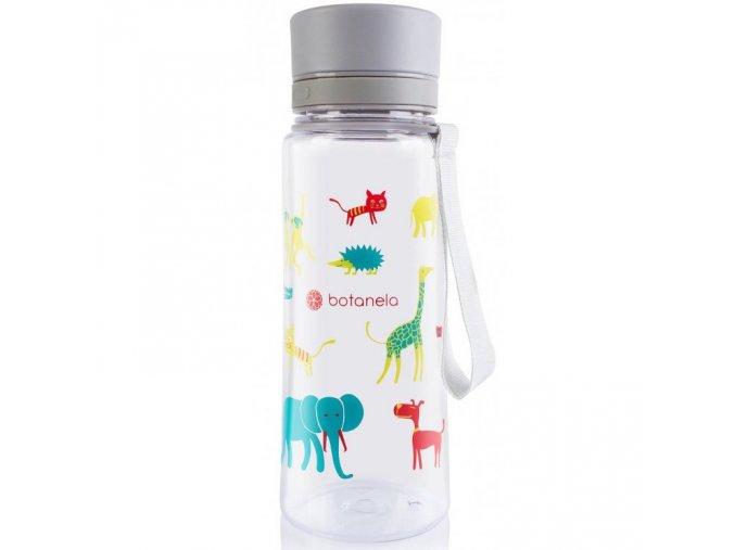 Botanela lahev na pití zoo new 600 ml