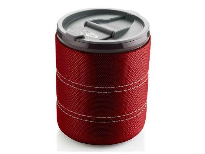 GSI - outdoorový hrnek Infinity Backpacker Mug 500 ml red