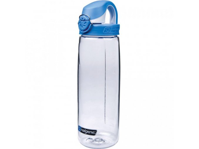 NALGENE - láhev na pití On The Fly 650 ml Clear/Seaport