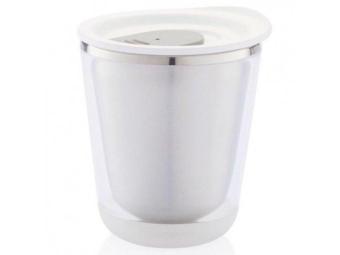 XDDESIGN - cestovní termohrnek DIA 227 ml bílý