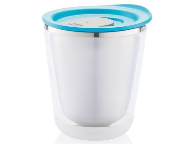 XDDESIGN - cestovní termohrnek DIA 227 ml modrý