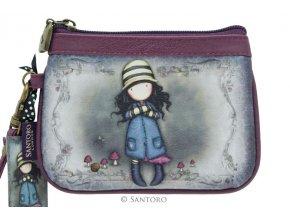 SANTORO - malá peněženka TOADSTOOLS