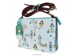 Santoro - kabelka Shoulder Bag WOODLAND