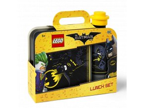 LEGO svačinový set BATMAN