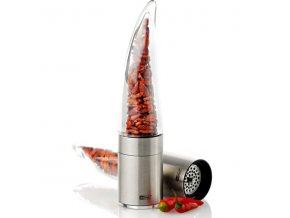AdHoc - dárkový set mlýnek na chilli PEPE + balíček papriček 1