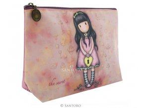SANTORO - kosmetická taška THE SECRET