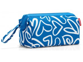Reisenthel kosmetická taška Travelcosmetic funky hearts