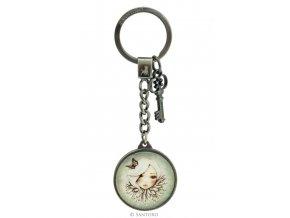 SANTORO - přívěšek na klíče AUGUSTINE