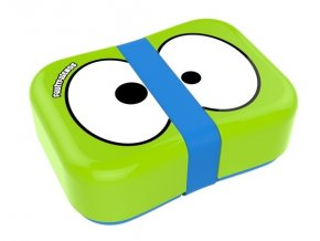 FRUITFRIENDS svačinový box limetkový s gumičkou