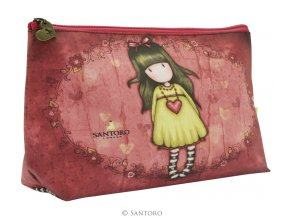 SANTORO - kosmetická taška HEARTFELT