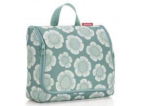 Reisenthel - toaletní taška Toiletbag XL bloomy