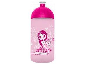 FreeWater láhev na pitípro děti s motivem víly